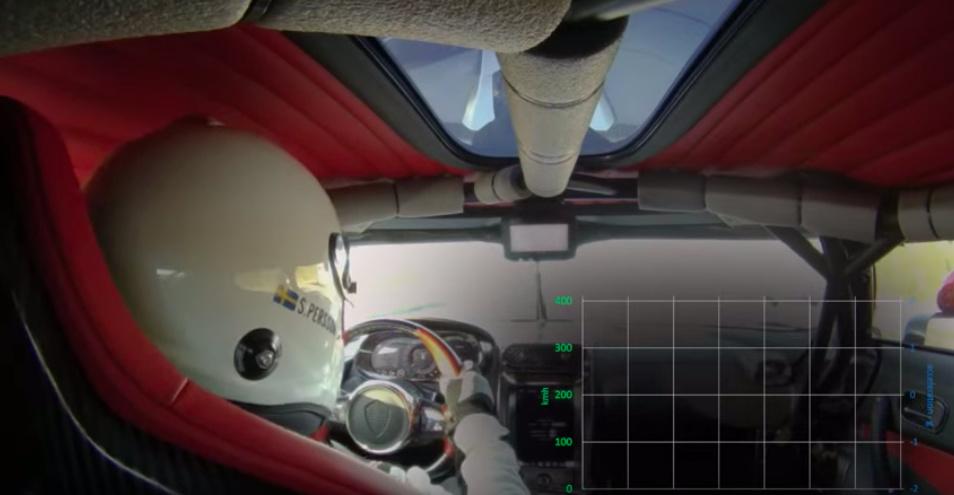 Video. Watch how Koenigsegg Regera does 0-250-0 mpg in just 32.48 seconds