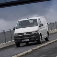 Volkswagen Transporter 6.1 UK pricing announced
