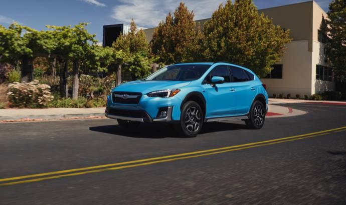 2020 Subaru Crosstrek updated