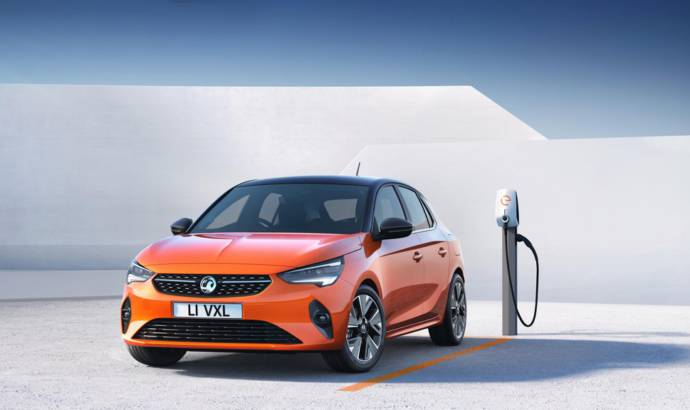 Vauxhall will electrify its range by 2024