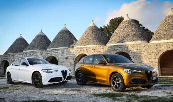 2020 Alfa Romeo Giulia and Stelvio received a facelift