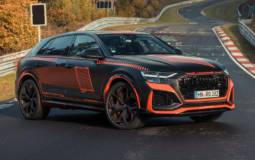 Audi RS Q8 is the fastest production SUV around the Nurburgring