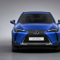 Lexus UX 300e is brand's first electric car
