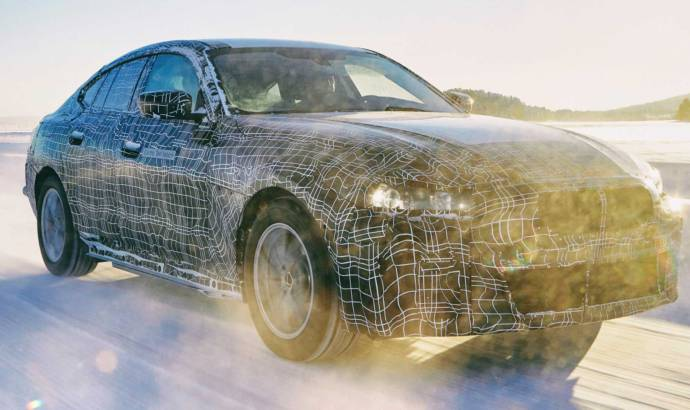 2021 BMW i4 electric car specs: 530 HP and 600 kilometers of range