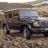 2019 Mercedes‑Benz G‑Class