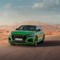 Audi RS Q8 has 600 HP and is the fastest SUV around the Nurburgring