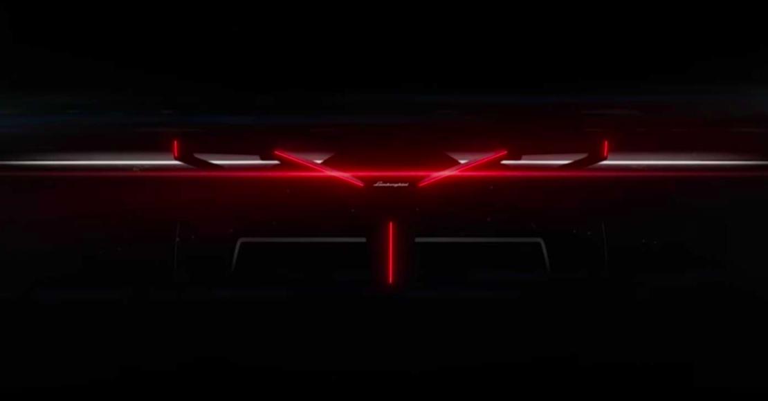 Lamborghini teases the all-new Vision Gran Turismo Concept