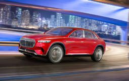 Mercedes-Maybach GLS will be unveiled on November 21st