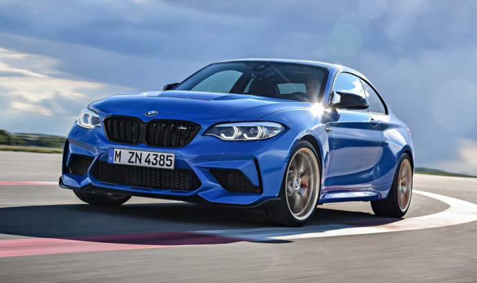 BMW unveiled the 2020 M2 CS performance model