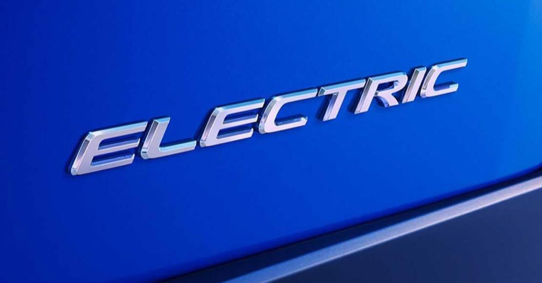 Lexus teaser its first production EV model
