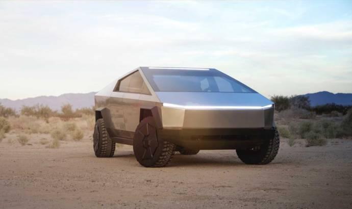 The new Tesla Cybertruck is here