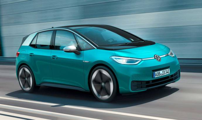 Volkswagen plans for the future: 75 electric vehicles and 60 hybrids by 2029