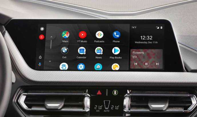 BMW will introduce Android Auto starting mid-2020