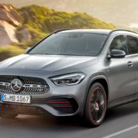 This is the 2021 Mercedes-Benz GLA