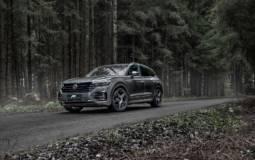 Volkswagen Touareg V8 Diesel got some power upgrade from ABT