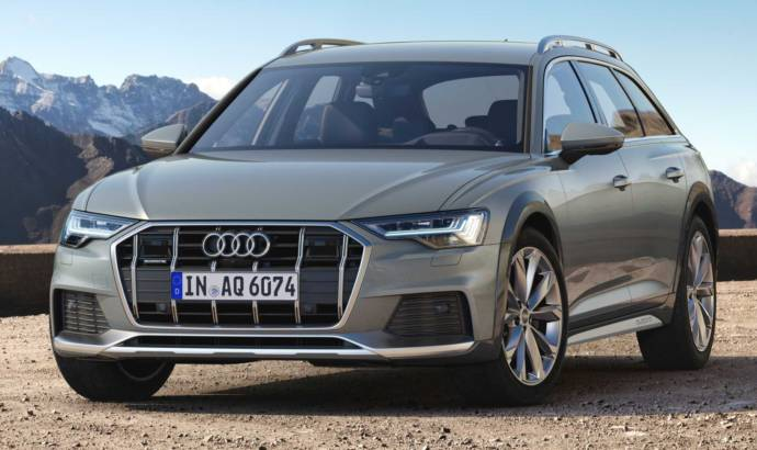 The 2020 Audi A6 Allroad starts from 65,900 USD
