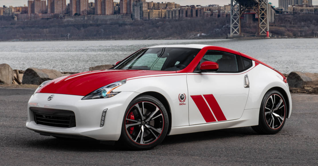 Nissan 370Z successor will get a twint-turbo V6 with 400 HP and manual transmission