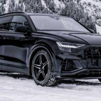 Audi SQ8 tuned by ABT