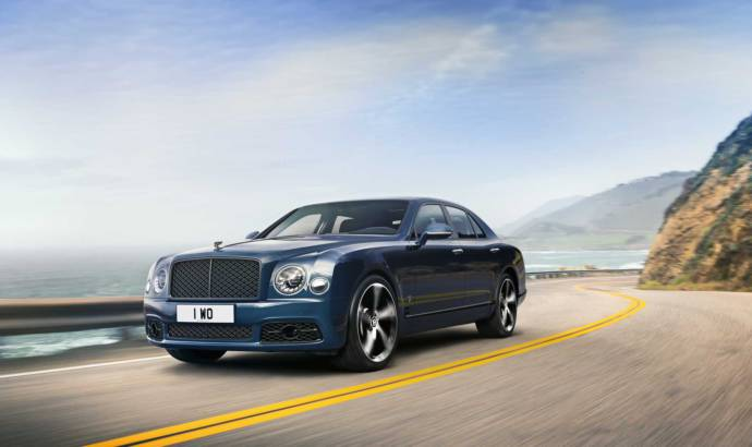 This is how Bentley is saying farewell to the Mulsanne