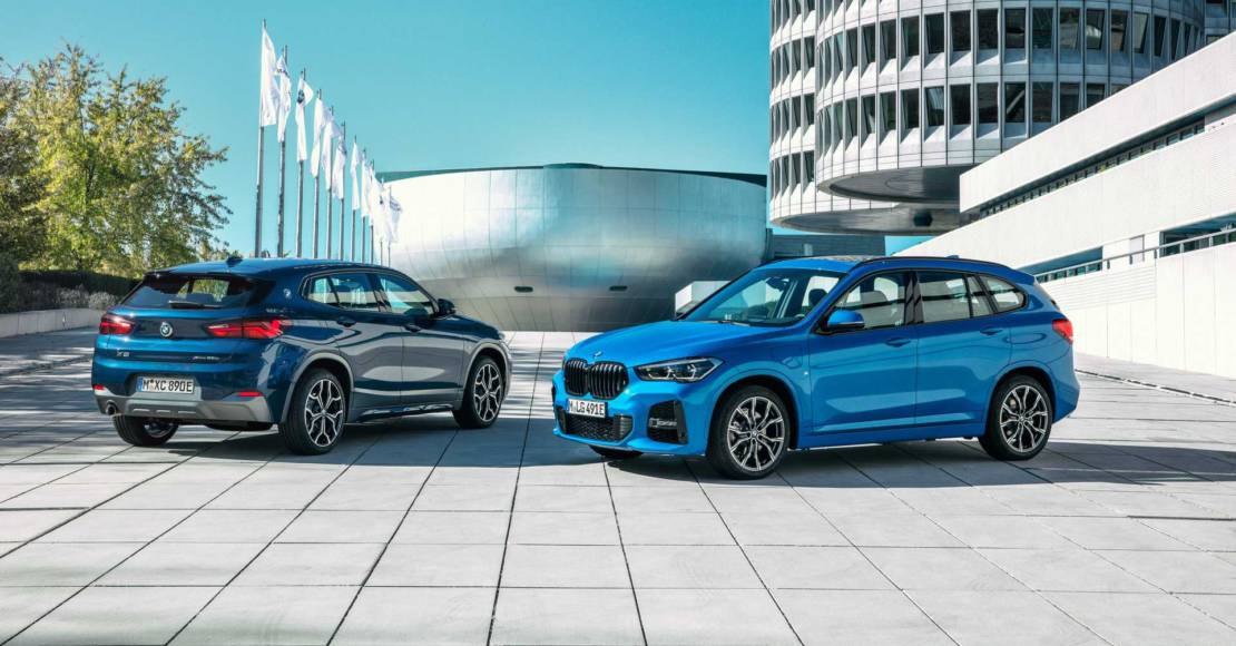 This is the all-new BMW X2 xDrive25e plug-in hybrid model