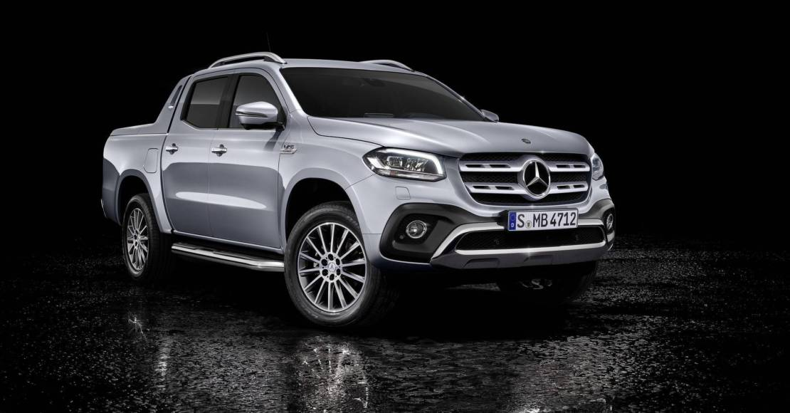 Mercedes-Benz X-Class production will end in May