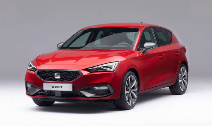 This is the all-new Seat Leon