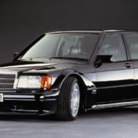 Mercedes-Benz 190 E 2.5-16 Evolution II is turning 30