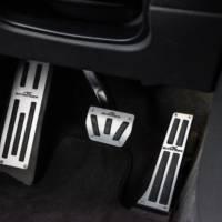 AC Schnitzer Toyota Supra pedal covers