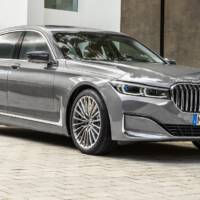 The next generation BMW 7 Series will have an electric version