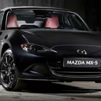 Mazda MX-5 receives a Eunos Edition in France