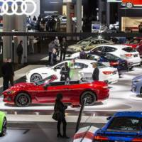 New York Auto Show was rescheduled due to Coronavirus pandemy