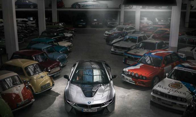 BMW i8 production will end in April
