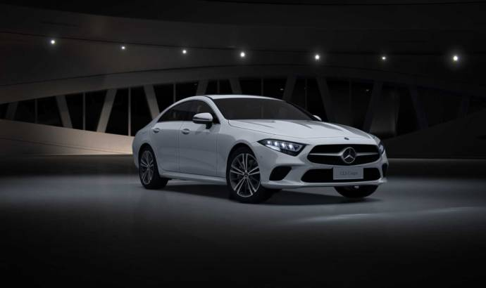Mercedes-Benz is selling a 1.5 liter equipped CLS. But only if you are from China