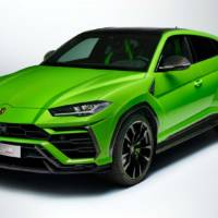 Lamborghini Urus gets a new exterior package