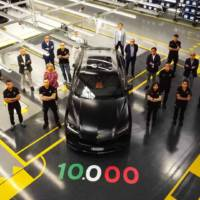 Lamborghini Urus milestone: 10.000 units built since 2018