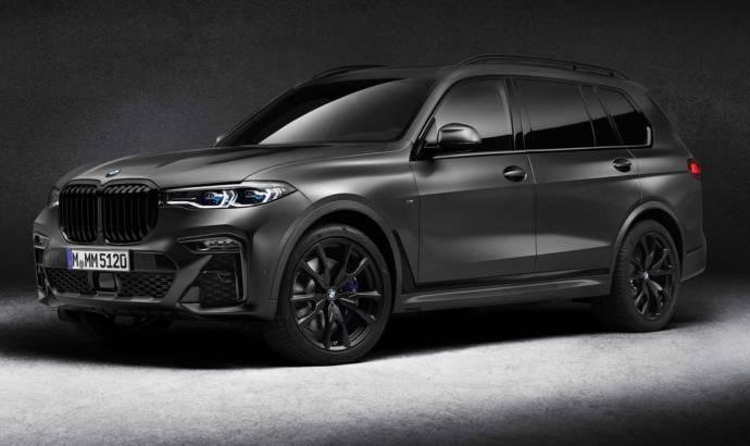 BMW is launching the X7 Dark Shadow Edition