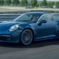 This is the 2021 Porsche 911 Turbo