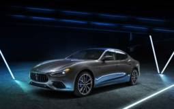 2021 Maserati Ghibli facelift is here and it has a hybrid powertrain