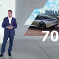 The 2022 Mercedes-Benz EQS will have more than 435 miles of range