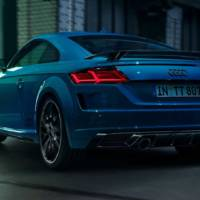 Audi TT is now available in S Line Competition Plus trim