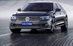 2017 Volkswagen Phideon